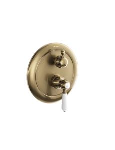Aksy Bagno Biti 3003 Bronze смеситель для душа с 2 переключениями