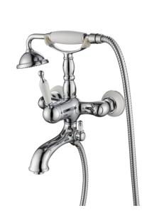 Aksy Bagno Faenza 401 Chrome смеситель для ванной