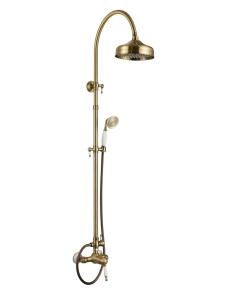 Aksy Bagno Faenza Fa410-2005-2004-Bronze Душевая стойка