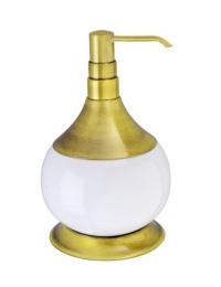 Aksy Bagno Fantasia 6730 Дозатор для мыла настольный (Хром, Бронза, Золото)