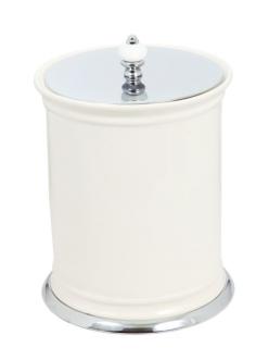 Aksy Bagno Fantasia 8626 Керамическое ведро для ванной (Хром, Бронза)