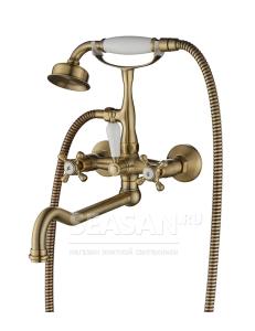 Aksy Bagno Lucia 201 смеситель для ванны