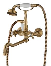 Aksy Bagno Lucia 201 Bronze смеситель для ванны