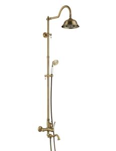 Aksy Bagno Prestigio Ps701-2002-2001-Bronze Душевая стойка