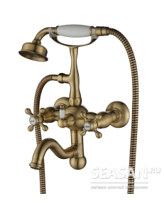 Aksy Bagno Primavera 101 смеситель для ванны