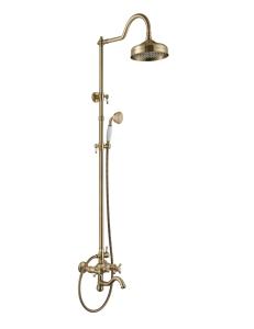 Aksy Bagno Primavera Pr-2002-2004-Bronze Душевая стойка