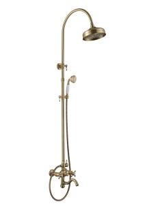 Aksy Bagno Primavera Pr-2005-2004-Bronze Душевая стойка