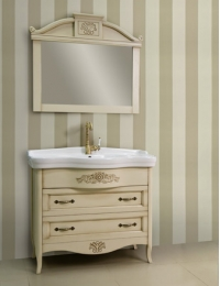 BelBagno Primavera 100 Bianco Antico BB04PRIMB/PBA Комплект мебели для ванной