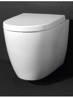 BelBagno Marino BB105CH – Унитаз подвесной с сиденьем микролифт BB105SC