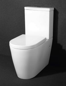 BelBagno Marino BB105CP – Унитаз напольный с бачком и сиденьем SoftClose