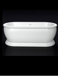 BelBagno BB03 Ванна отдельностоящая 176х79 см, белый