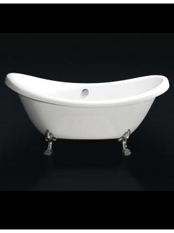 BelBagno BB05 Ванна отдельностоящая 182x75 белый