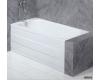 BelBagno BB101-130-70 Ванна акриловая 128x70 белый