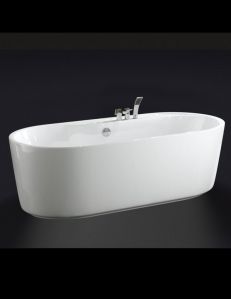 BelBagno BB14-K Ванна отдельностоящая 178х84 см, белый