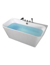 BelBagno BB19-1500-750 Ванна отдельностоящая 150х74 см, белый