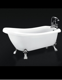 BelBagno BB20-1700 Ванна отдельностоящая 170x73 см, белый