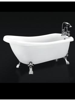 BelBagno BB20-1700 Ванна отдельностоящая 170x73 белый
