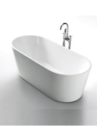 BelBagno BB202-1500-750 Ванна отдельностоящая 150х75 см, белый