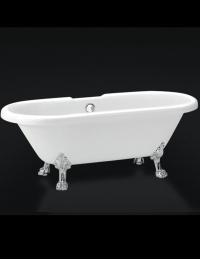 BelBagno BB21 Ванна отдельностоящая 177x80 см, белый