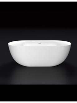 BelBagno BB27 Ванна отдельностоящая 150х78 см белый