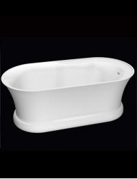 BelBagno BB300 Ванна отдельностоящая 169х81 см, белый
