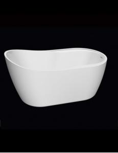 BelBagno BB301 Ванна отдельностоящая 153х80 см, белый