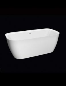 BelBagno BB303 Ванна отдельностоящая 160х80 см, белый