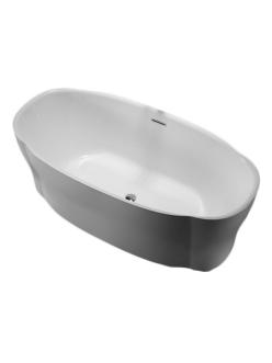 BelBagno BB403-1700-850 Ванна отдельностоящая 170х85 см