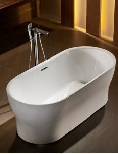 BelBagno BB405-1500-800 Ванна отдельностоящая 150х80 см