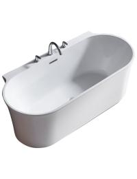 BelBagno BB409-1700-800 Ванна отдельностоящая 170х80 см