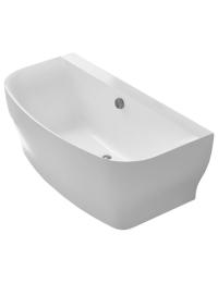 BelBagno BB74-1650 Ванна отдельностоящая 165х78 см