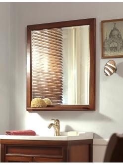 Caprigo Albion 80/100 арт.10331 Зеркало для ванной с полочкой