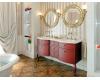 Caprigo PL 400 – Зеркало для ванной в багетной раме