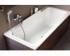 Duravit DuraStyle – Ванна акриловая 190 см встраиваемая или с панелями (700298000000000)