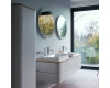 Duravit Happy D.2 Plus – Зеркало с подсветкой 90 см (HP7481S0000)