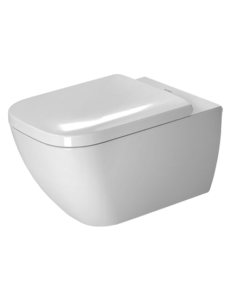 Duravit Happy D.2 2222090000 Унитаз подвесной безободковый, белый