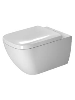 Duravit Happy D.2 2222090000 Унитаз подвесной безободковый (Белый)