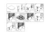 Duravit ME by Starck 2530090000 Унитаз подвесной с вертикальным смывом