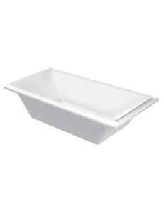 Duravit Starck 1 700339000000000 Ванна акриловая 180х90 см, белый