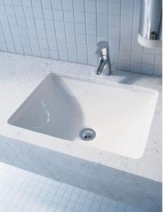Duravit Starck 3 0305490000 Раковина встраиваемая снизу 49 см, белый