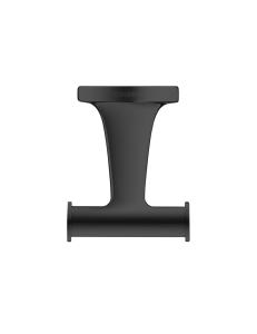 Duravit Starck T 0099304600 Двойной крючок, подвесной, черный