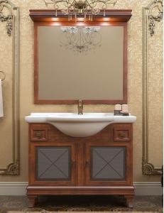 Opadiris Борджи 105 Комплект мебели для ванной