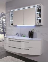 Puris Crescendo 140 Подвесная мебель для ванной