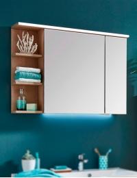 Puris Purefaction SET 4290 1R/L Зеркальный шкаф 90 см, с подсветкой
