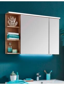 Puris Purefaction SET 4290 1R/L – Зеркальный шкаф 900 мм, с LED подсветкой