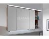 Puris Purefaction SET 4212 1R/L – Зеркальный шкаф 120 см, с LED подсветкой