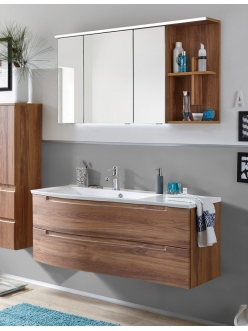 Puris Purefaction SET P212 – Мебель подвесная, 2 ящика, без подсветки