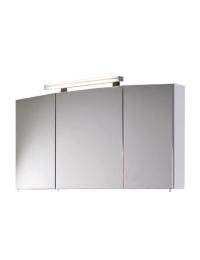 Puris Speed Serie 1 Зеркальный шкаф на 80, 100 или 120 см, с led подсветкой