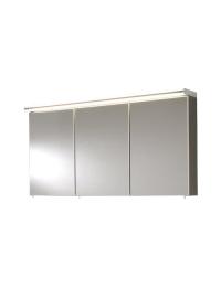 Puris Speed Serie 2 Зеркальный шкаф на 80, 100 или 120 см, с led подсветкой