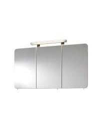 Puris Speed Serie 3 Зеркальный шкаф на 80, 100 или 120 см, с led подсветкой